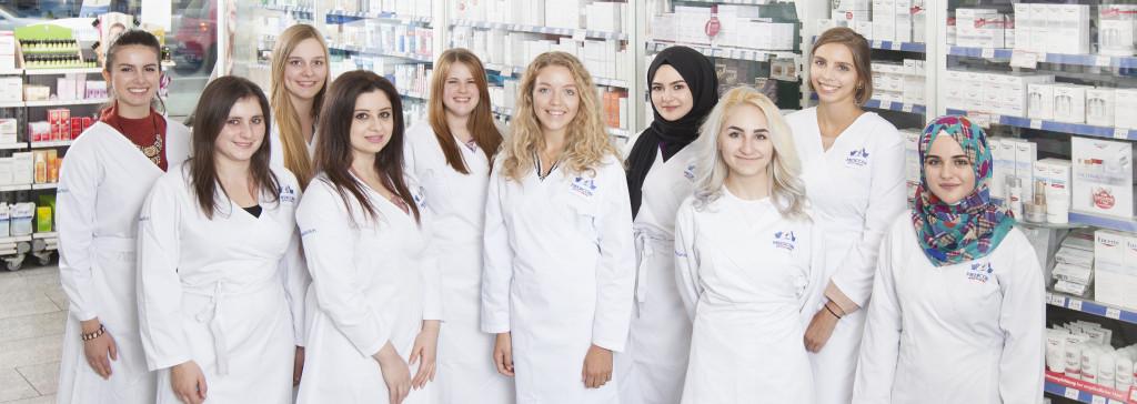 Die MEDICON PTA-Stipedianten 2016.